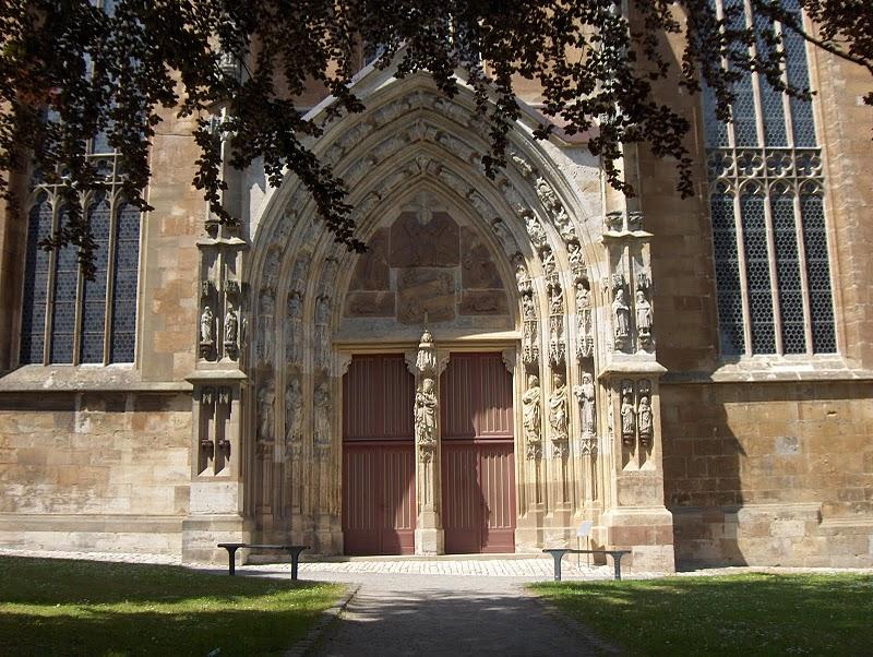 Kilianskirche Portaal