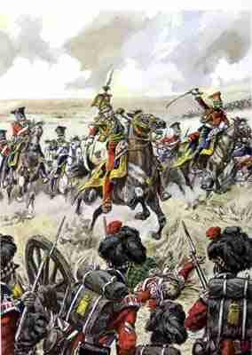 Deed Justus Hendrik mee in de Slag om Waterloo?