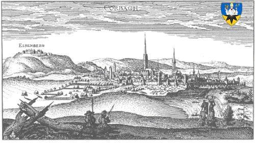 plaatje Korbach 1605
